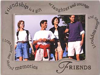 friendship is a gift of laughter and courage and endless support
